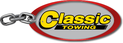 Classic Towing Company Logo