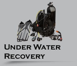 underwater recovery Naperville