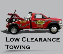 low clearance towing in Naperville