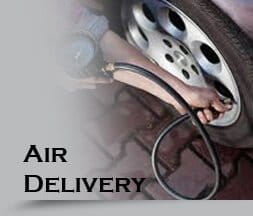 air delivery in Naperville