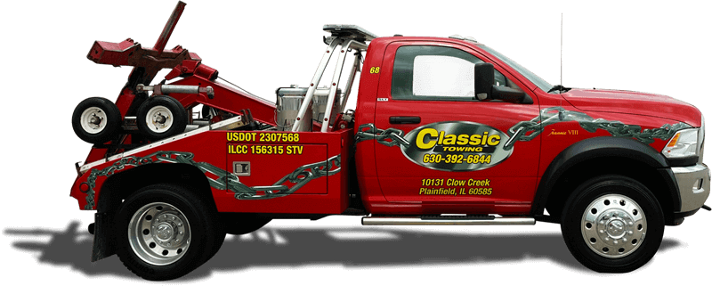 Car towing Naperville IL