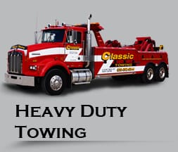 heavy duty towing in Naperville